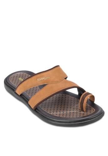 夾zalora 心得趾休閒拖鞋, 鞋, 涼鞋及拖鞋