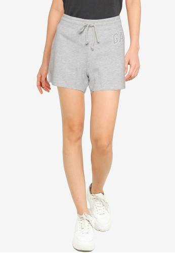 Gap grey Heritage Shorts A907CAAE0588A6GS_1