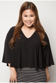 Plus Size Blow Me Away Top