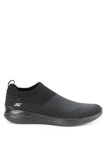 Skechers black Go Strike 257F5SHBD87462GS_1