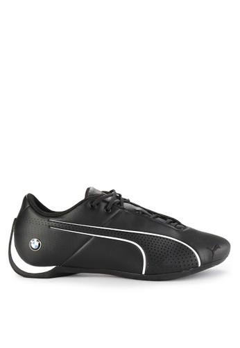 PUMA black Bmw Mms Future Cat Ultra Shoes 0988ESH45E20F1GS_1