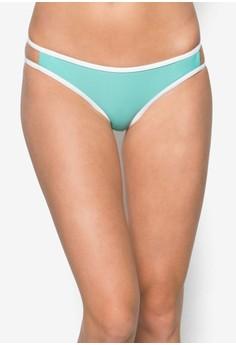 Double Strap Cheeky Swim Bottom