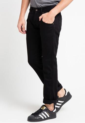 EDWIN black Long Jeans Pants 508-15-82 ED179AA0URHJID_1