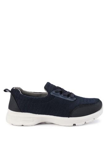 Declan navy Derrick Sneakers FEA91SH88973F6GS_1
