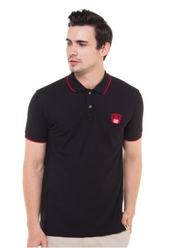 FRCO Black Polo
