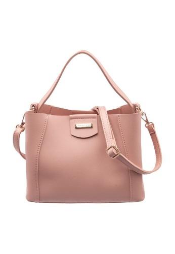 Tracey Star Pink Lovisa Korean Style Handbag 1ef36ac67e51c4gs 1