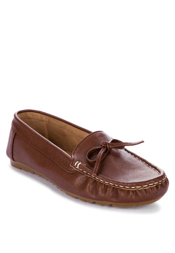 BANDOLINO brown Marga Loafers 0C9EDSH11B3F4FGS_1