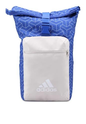 adidas blue adidas athl core bp AD372AC0SUK4MY_1