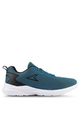 Power blue Power Men Athletic Running Shoes C980FSHC881BC6GS_1