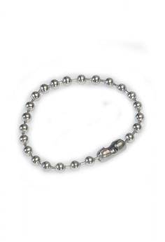 Stainless Steel Ball Chain Bracelet SP