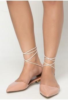 Nica Flat Sandals