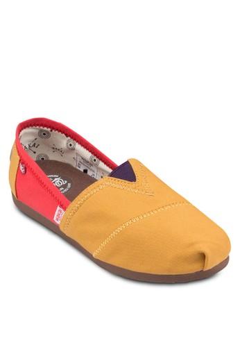 Cozzalora 包包 pttumel - 配色懶人鞋, 女鞋, 鞋