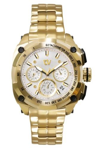 Christ Verra gold Sporty Women's Watches CV C 71094L-12 SLV 19925AC530E067GS_1