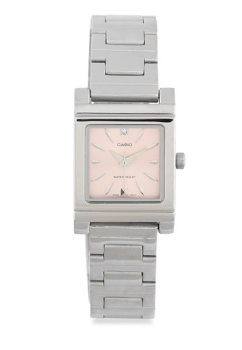 Casio silver Casio Watch Ltp-1237D-4A2Df CA347AC0W3IQID_1