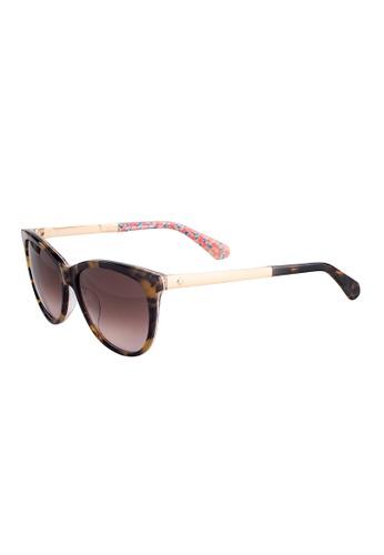 91bec19df6 Buy Kate Spade Kate Spade Jizelle Tortoise Sunglasses 2NLHA Online ...