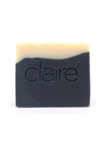 Claire Organics Bamboo Charcoal Handmade Soap With Goat Milk CL318BE65GYOMY_1