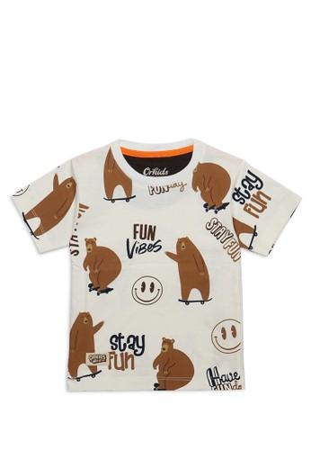 ORKIDS WEAR multi ORKIDS Baju Kaos Anak Bear Skb Bw B27E9KA99421E4GS_1