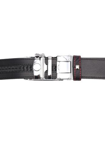 Volkswagen black Volkswagen 35mm Automatic Buckle Belt 1FEF9AC8FFC216GS_1