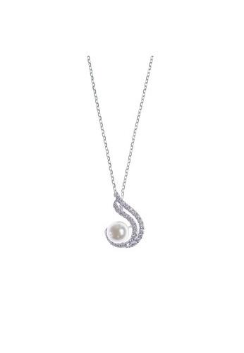 The LoveMark silver Serra Silver Necklace TH516AC16XGPPH_1