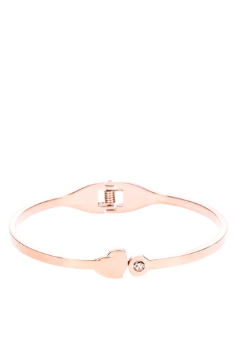 EMO n/a Bangle with Heart Charm C7ABBACCF56AF1GS_1