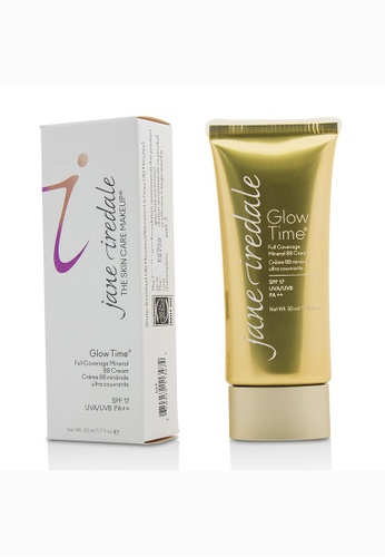 Jane Iredale JANE IREDALE - Glow Time Full Coverage Mineral BB Cream SPF 17 - BB9 50ml/1.7oz CA76EBE8B12C24GS_1
