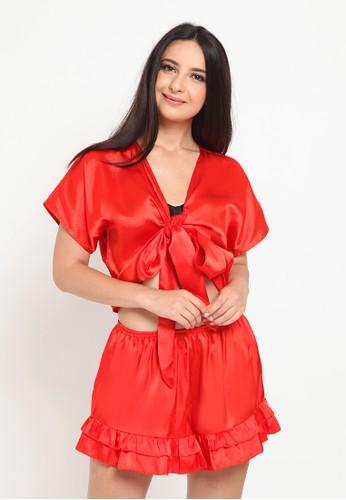 Possession red Possession Lingerie Set 9029 RD 82F8DAA13519DEGS_1