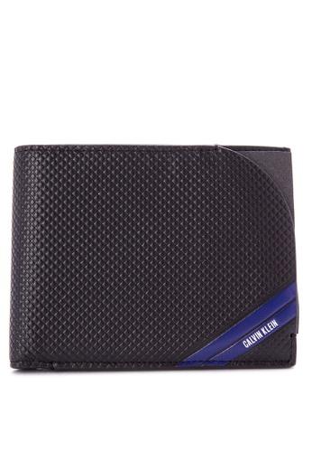 Calvin Klein black M Pullout Billfold Wallet CA221AC0JXJUPH_1