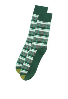 Elements Tartan Socks