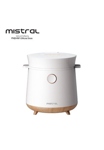 Mistral Mistral Mimica 0.5L Digital Rice Cooker MRC16C A1EF5HL5B91B32GS_1