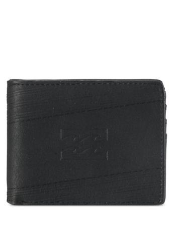 Billabong black Junction Wallet BI783AC0SXSDMY_1