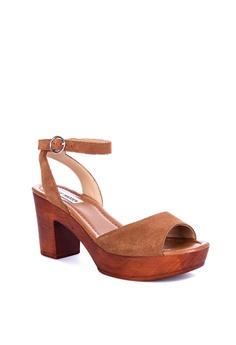 3d7ae3d75 Steve Madden Lonnie Platform Sandals Php 4,250.00. Sizes 5 6 7 8