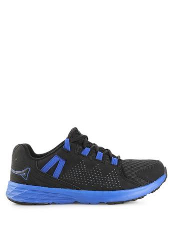 Ardiles black Men Malovic Running Shoes AR073SH0UM18ID_1