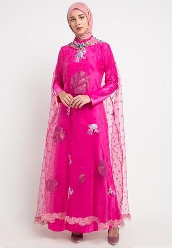 LUIRE by Raden Sirait pink Or-Mayta C70B6AA6600EC3GS_1
