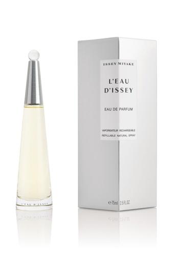 Issey Miyake L'Eau d'Issey Eau de Parfum Refillable Spray 75ml IS403BE0GUFISG_1