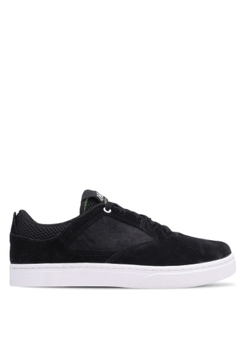 League black Ortiz Advance Shoes LE683SH0S2NOMY_1
