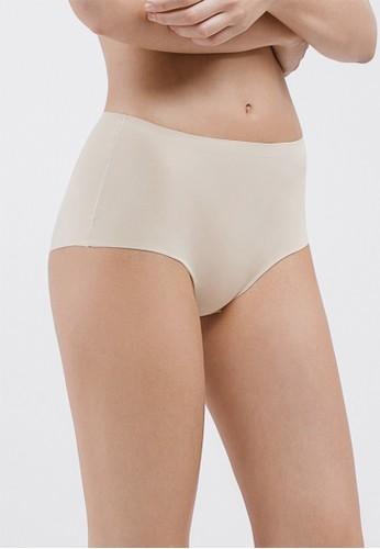 Raquel Lingerie beige Judy Nude High-Waist Panty RA363US0VD4TID_1