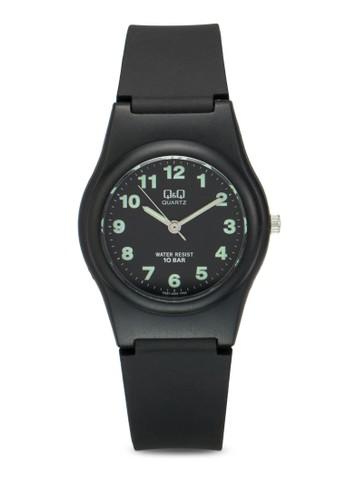 VQ81J003Y 圓框數字手錶, 錶類, 飾品esprit台北門市配件