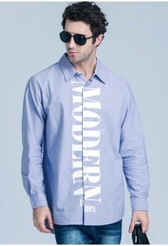 Modern Times Casual Shirt