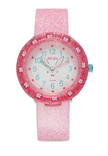 Flik Flak pink BUNNYAXUS 06F2FKC4CC8CD9GS_1