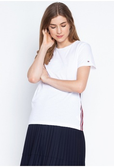 1ad68ca5 Shop Tommy Hilfiger T-Shirts for Women Online on ZALORA Philippines