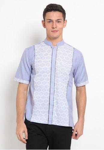 Ornith purple Nadeem Short Sleeve Koko 9D14BAAE8ECBE2GS_1