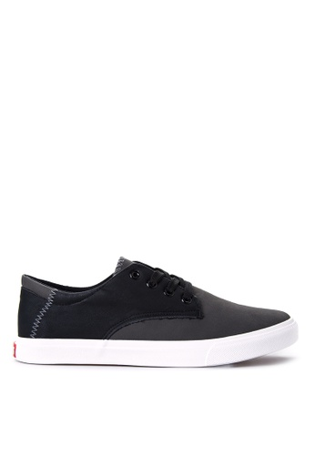 Italianos black Roge Sneakers IT153SH99OOYPH_1