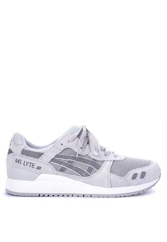 ASICSTIGER grey Gel-Lyte III Sneakers 6FC65SH6D422F5GS_1