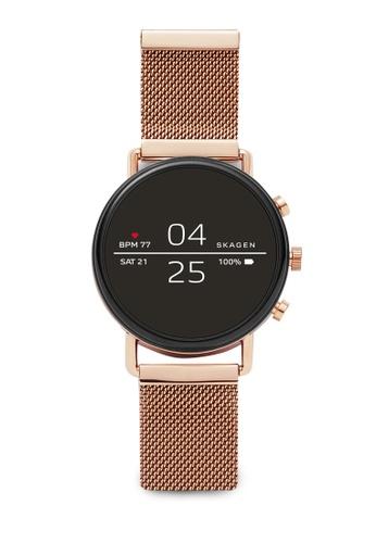 Skagen gold Falster 2 Touchscreen Smartwatch SKT5103 5D068AC54EA2EFGS_1