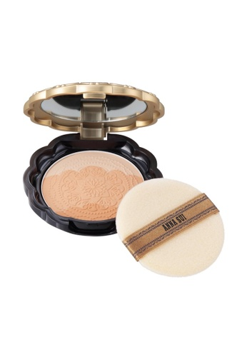 Anna Sui Pressed BB Powder - 02 Light Beige to Beige AN751BE0GMKKSG_1