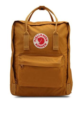 Fjallraven Kanken brown Kanken Classic Backpack 35D3CAC68AB10EGS_1