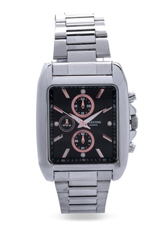 Stainless Steel Analog Watch 20121846