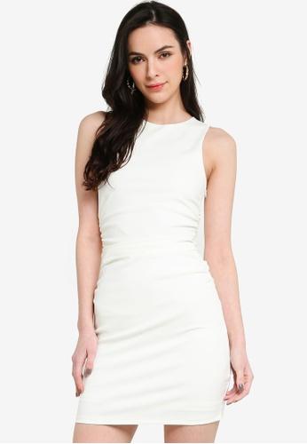 BWLDR white Amaya Dress 82A96AA0BA111AGS_1