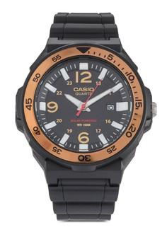 Casio Solar-Powered 跳針行針運動手錶