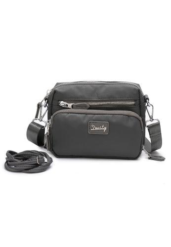 DUSTY grey TC-Sling Bag 2B97BAC3C14B89GS_1